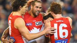 Sydney Swans Destroy Geelong 97-60, To Book AFL Grand Final