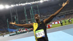 Usain Bolt Won The 100m, Because He Is The