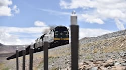 Himalayan Railway Connecting Tibet With India Feasible: