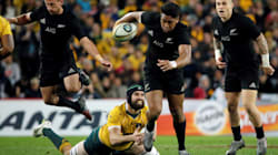 Wallabies Crushed By All Blacks In First Bledisloe