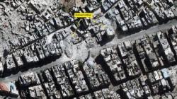 Des images satellite montrent la dévastation