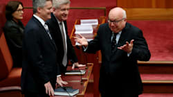 George Brandis Says It Is Not The Foreign Donations System, It's