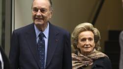 Ingresan a la esposa de Chirac en el mismo hospital en el que está su