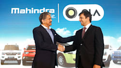 Mahindra Partners With Ola To Bring 40,000 Cars On Road In Two