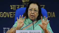 Najma Heptulla Resigns From Ministry Of Minority