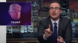 John Oliver Has A Foolproof Plan To Turn Donald Trump Into A