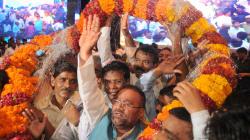 Former BSP Leader Swami Prasad Maurya Joins