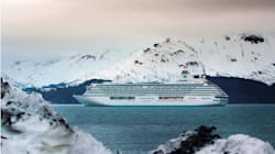 As The World Burns, The Rich Cruise In Luxury Through A Melting