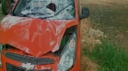 Car Hits Man, Drives 3 Km With Body On Roof In Telangana's