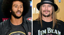 Kid Rock Unnecessarily Inserts Himself Into Colin Kaepernick Controversy With 3
