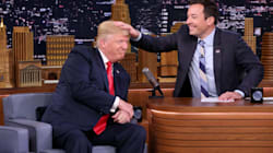 Samantha Bee Perfectly States The Problem With Jimmy Fallon's Donald Trump