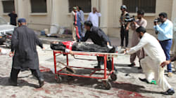 55 Killed, Over 100 Injured In Blast At Pakistan