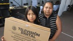Un apagón analógico lleno de 'moches' en México: