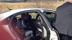 Bill Shorten Comforts Car Crash Victim After Head-On