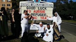 Church Traumatised, But Undeterred By Mock Muslim