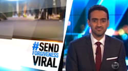 Not Everyone's Happy About Waleed's 'Send Forgiveness Viral'