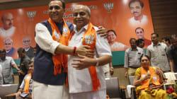 Vijay Rupani Sworn-In As Chief Minister Of