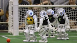 Aussie Engineers To Defend Robot Soccer Title In