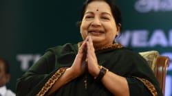 Jayalalithaa Comes Out In Mayawati's