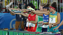 What Is The Modern Pentathlon? Get Up To Speed In Two