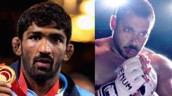 Wrestler Yogeshwar Dutt Delivers A Hard Slam To Bhai Fans Trolling