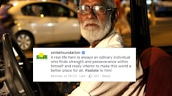 Why This 'Hero' Mumbai Cabbie Is Getting A Lot Of Social Media