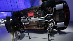 Caída en ventas 'frena´ producción de Ford en Cuautitlán y