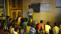Children's Education Is Up In Flames In Kashmir, But There's A Glimmer Of