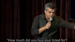 This Comedian's Take On Indians Traveling to America Is All Kinds Of