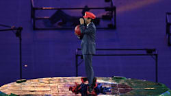 Japan's Prime Minister Just Dressed Up As Super Mario In Rio To Promote 2020 Tokyo