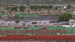 Sri Sri Event Completely Destroyed Yamuna's Floodplain, Says Expert