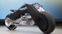 La moto du futur selon BMW sort tout droit d'un