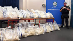 Police Seized 23 Tonnes Of Drugs, Made Record Drug Arrests Last