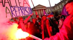 Des milliers de manifestants à Amiens pour le procès des