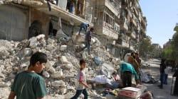 D'Alep, de notre silence, de notre indifférence et de notre