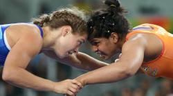 WATCH: Sakshi Malik Winning India's First Medal In Rio