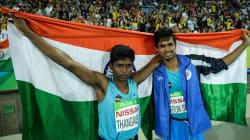 Olympics Medalist Sakshi Malik Congratulates Paralympics Winners Thangavelu, Varun