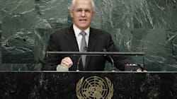 Malcolm Turnbull Tells The UN That Australia Has 'The