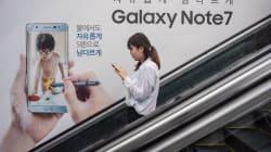 Samsung a déjà estimé combien allait lui coûter l'affaire du Galaxy Note