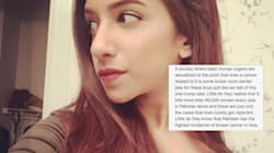 This Pakistani Girl Overheard Men 'Joking' About Breast Cancer And Has The Perfect Answer For
