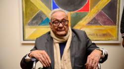 Legendary Artist SH Raza Passes
