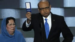 Celebrate Khizr Khan, But Don't Forget What He Revealed About American