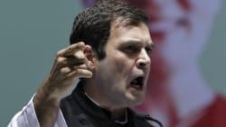 'Aapko Sharam Nahi Aati?' Watch Rahul Gandhi School Cops Inside Police