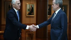 Turnbull And Shorten Prove Opponents Can Unite On Racial