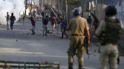 Anti-Indian Protests Erupt In Kashmir After Boy's