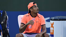 Nick Kyrgios Apologises After Bizarre 'Tanking' At Shanghai