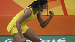 PV Sindhu Says Entering Rio 2016 Semis Is One Of The Best Moments Of Her