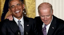 Biden And Obama Are The Two Best Friends That Anyone Could