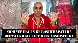 Baba Sehgal's New Video On Donald Trump Will Make You Forget Your Monday