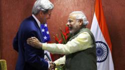 'It Looks Like The Rains Have Warmly Welcomed You', PM Modi Tells John